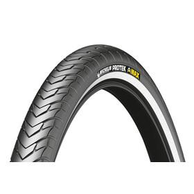 "Michelin Protek Max Bike Tire 28"", wire bead, Reflex black"